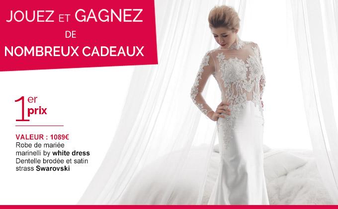 Robe de mariée marinelli by white dress