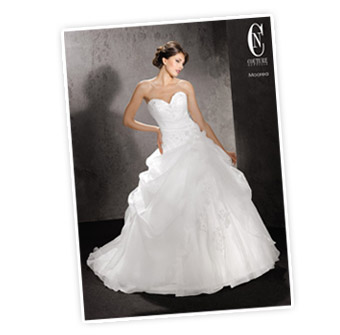 Robe Couture Nuptial